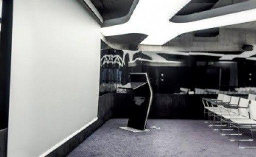 zdjęcie sali konferencyjnej, NOBEL TOWER Centrum Zaawansowanych Technologii, Poznań