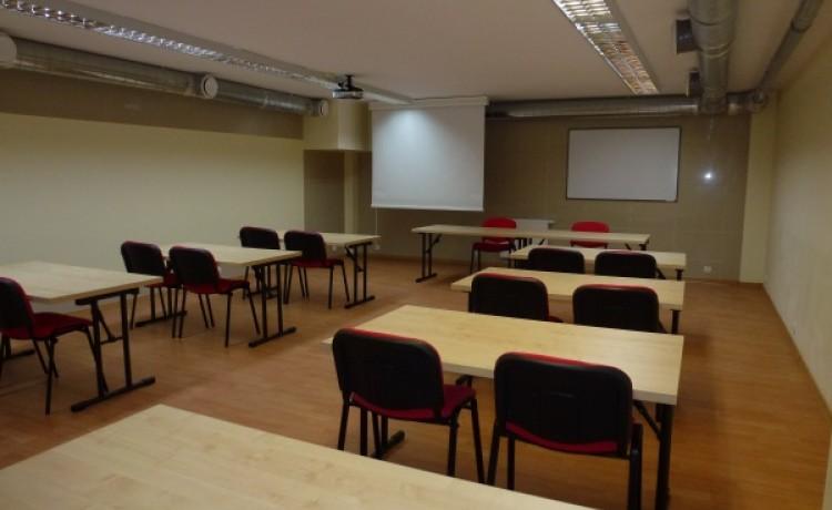 zdjęcie sali konferencyjnej, Słoneczne Tarasy, Szczecin