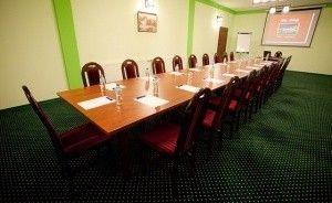 zdjęcie sali konferencyjnej, Hotel Złote Arkady ***, Częstochowa