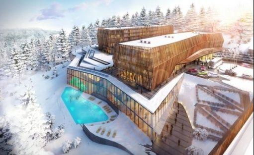 zdjęcie obiektu, Forest Ski Hotel & Resort **** , Szklarska Poręba
