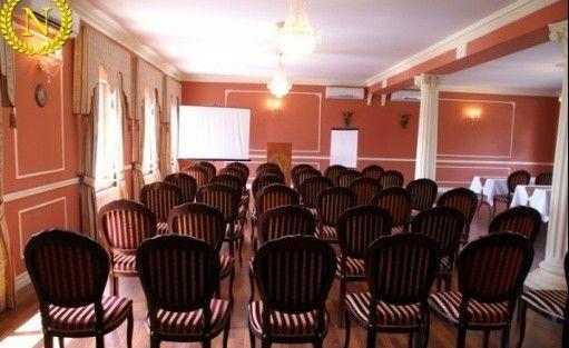 zdjęcie sali konferencyjnej, Hotel Napoleon, Wróblew