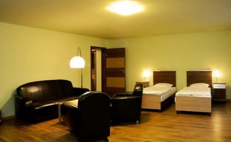 zdjęcie pokoju, Hotel Lubuskie SPA, Łagów