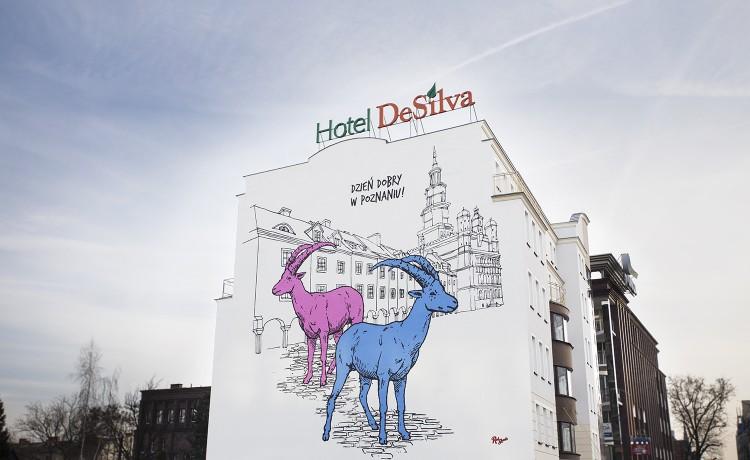 Hotel **** Hotel DeSilva Premium Poznań / 1