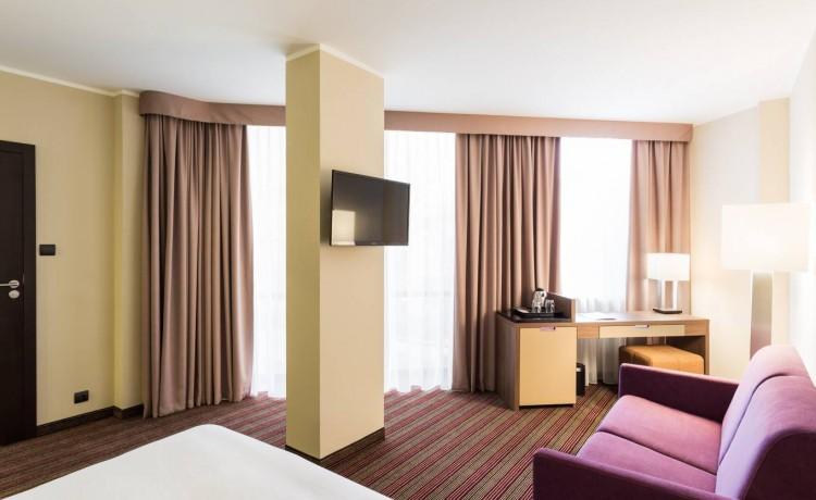 Hotel **** Hotel DeSilva Premium Poznań / 18