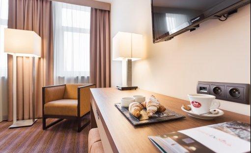 Hotel **** Hotel DeSilva Premium Poznań / 19