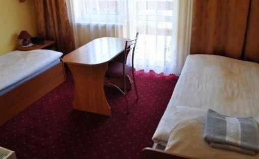 zdjęcie pokoju, Zajazd KAMA, Skępe