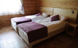 zdjęcie pokoju, Daglezjowy Dwór, Sąsieczno