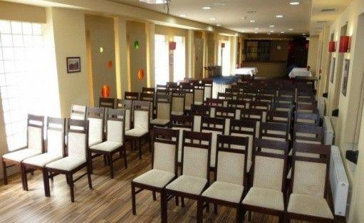 zdjęcie sali konferencyjnej, Hotel Kuźnia***, Bydgoszcz