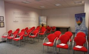 "zdjęcie pokoju, Marcelin Office Center ""Reverto"", Poznań"