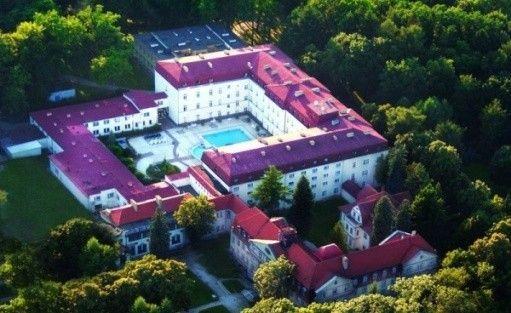 zdjęcie obiektu, Sanatorium Gryf, Połczyn Zdrój