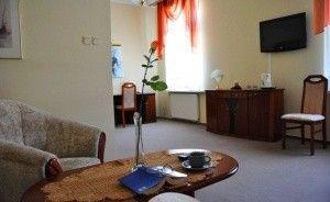 zdjęcie pokoju, Sanatorium Gryf, Połczyn Zdrój