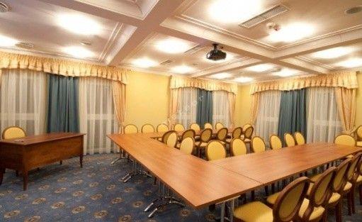 zdjęcie sali konferencyjnej, Dom Zdrowia Lila, Ciechocinek