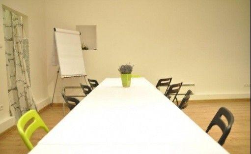 zdjęcie sali konferencyjnej, Zamkova - Studio Rozwoju, Poznań