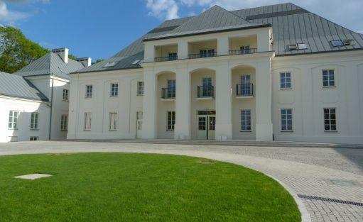 Pałace, dworki, zamki Zamek Biskupi Janów Podlaski****  / 2