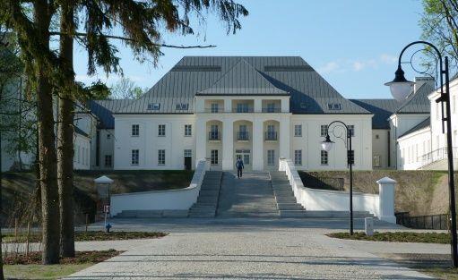 Pałace, dworki, zamki Zamek Biskupi Janów Podlaski****  / 1
