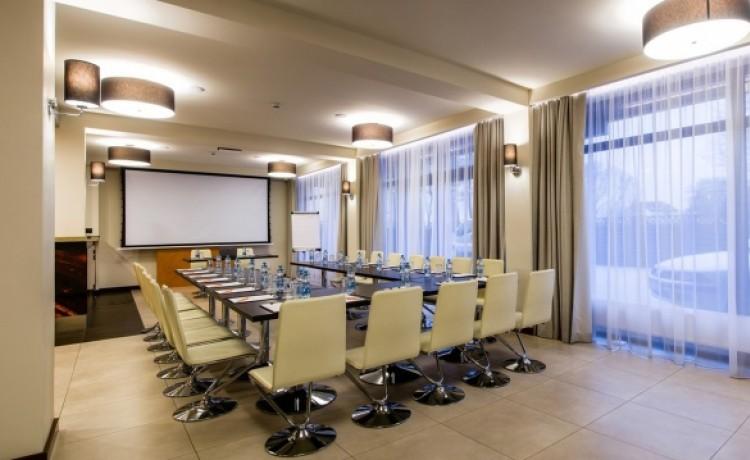 zdjęcie sali konferencyjnej, Hotel Emocja SPA, Unieście