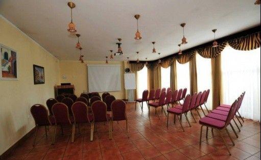 zdjęcie sali konferencyjnej, Hotel Lorenzo, Kraków