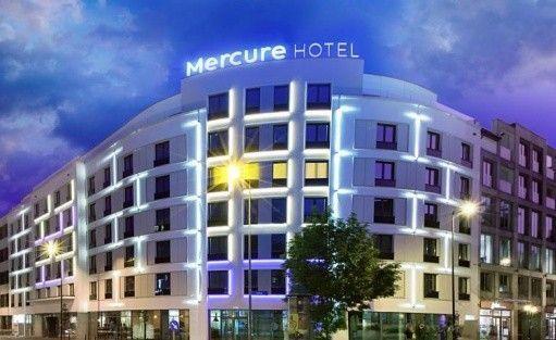 Hotel **** Mercure Kraków Stare Miasto / 0