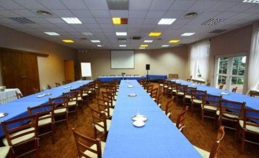 zdjęcie sali konferencyjnej, Hotel Inter Szablewski, Dymaczewo Nowe