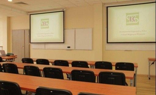 zdjęcie sali konferencyjnej, Stowarzyszenie Księgowych w Polsce Oddział Okręgowy w Warszawie, Warszawa