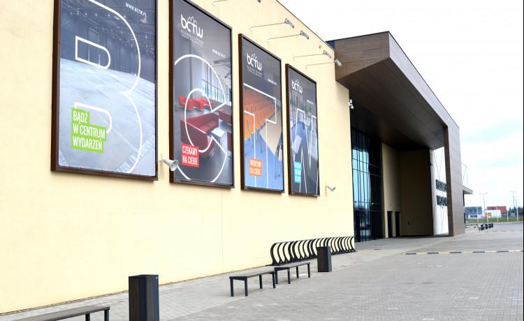 Centrum targowe Bydgoskie Centrum Targowo-Wystawiennicze / 0