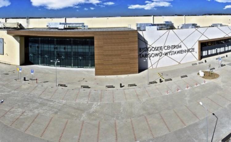 Centrum targowe Bydgoskie Centrum Targowo-Wystawiennicze / 1