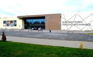 Bydgoskie Centrum Targowo-Wystawiennicze Centrum targowe / 1