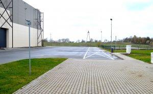 Bydgoskie Centrum Targowo-Wystawiennicze Centrum targowe / 2