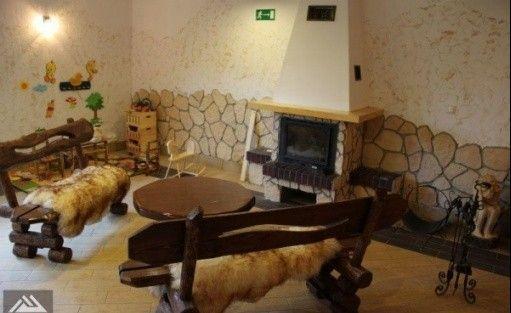 zdjęcie sali konferencyjnej, Pensjonat Pod Wierchem, Białka Tatrzańska