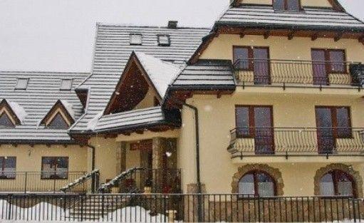 zdjęcie obiektu, Pensjonat Pod Wierchem, Białka Tatrzańska
