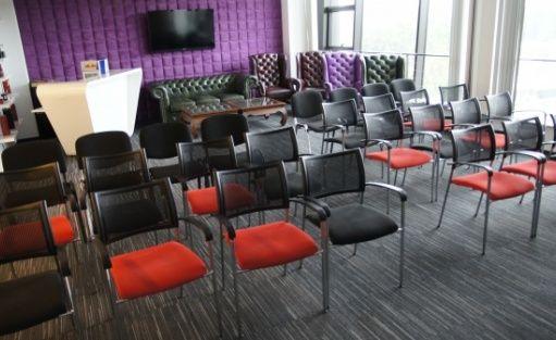 zdjęcie sali konferencyjnej, Business Link Kraków, Kraków