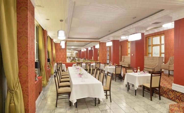 Restauracja Restauracja Hotel Meridian's / 11