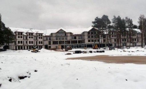 Hotel Rusałka w Warchałach