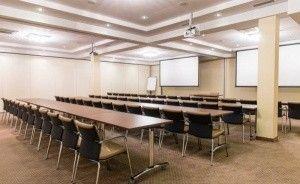zdjęcie sali konferencyjnej, For-Rest Hotel & Restaurant, Zielona Góra