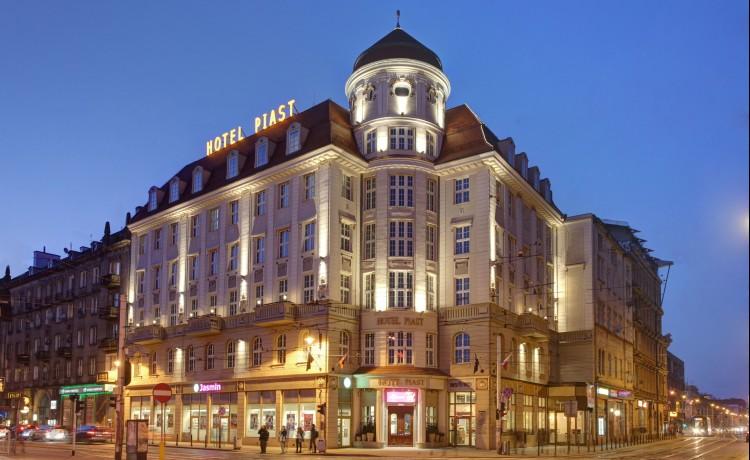 Hotel Piast Wrocław