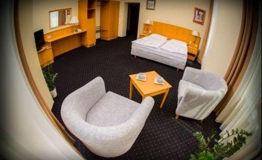 zdjęcie pokoju, Hotel Sofia, Wrocław