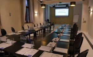 zdjęcie sali konferencyjnej, Hotel Gorczowski, Katowice