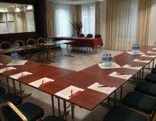 Sala konferencyjna w Apartamentach Sadyba