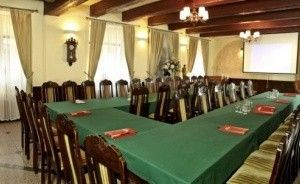 zdjęcie sali konferencyjnej, Hotel Gotyk, Toruń