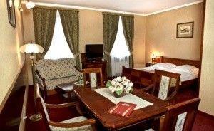 zdjęcie pokoju, Hotel Gotyk, Toruń