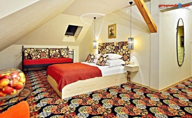 zdjęcie pokoju, Karczma Rzym, Bydgoszcz