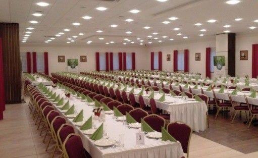 zdjęcie sali konferencyjnej, Hotel Marusza, Grudziądz