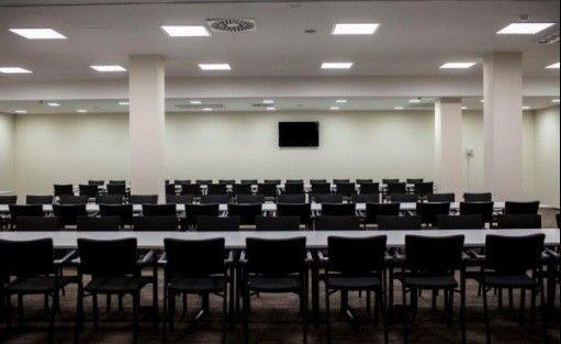 zdjęcie sali konferencyjnej, Hotel Meeting, Toruń