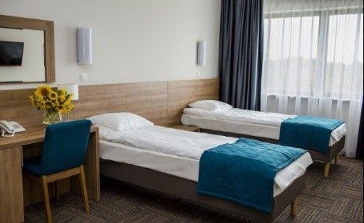 zdjęcie pokoju, Hotel Meeting, Toruń