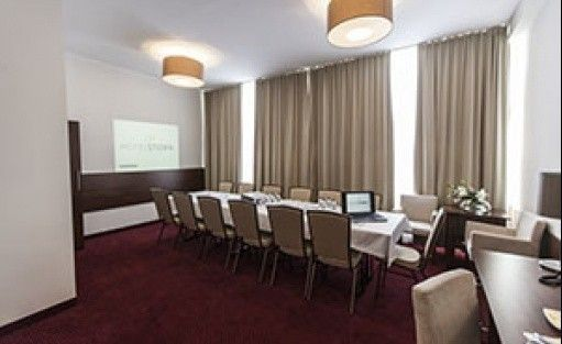 zdjęcie sali konferencyjnej, Hotel Stork, Brodnica