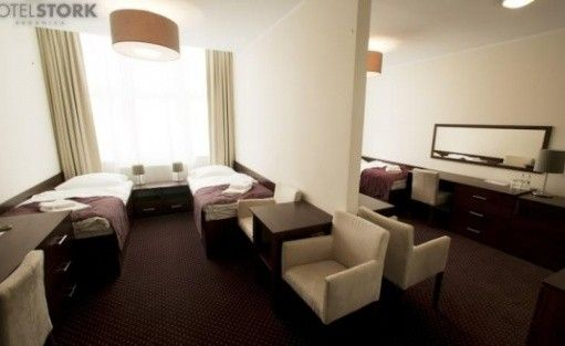 zdjęcie pokoju, Hotel Stork, Brodnica