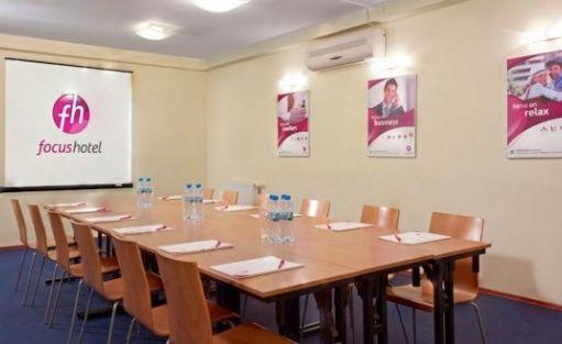 zdjęcie sali konferencyjnej, Hotel Focus Bydgoszcz, Bydgoszcz