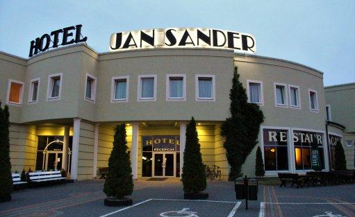 Obiekt szkoleniowo-wypoczynkowy Jan Sander Hotel / 1