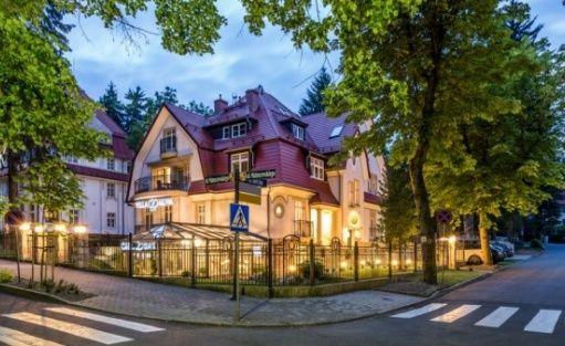 zdjęcie obiektu, Villa Alina MEDICAL & SPA, Polanica-Zdrój