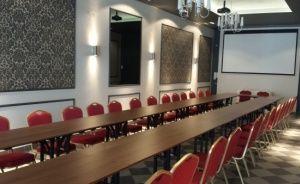 zdjęcie sali konferencyjnej, Hotel Astral, Warszawa